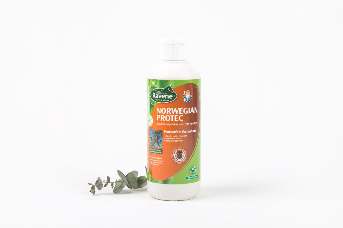 Produit NORWEGIAN PROTEC gamme Soin et entretien du pied