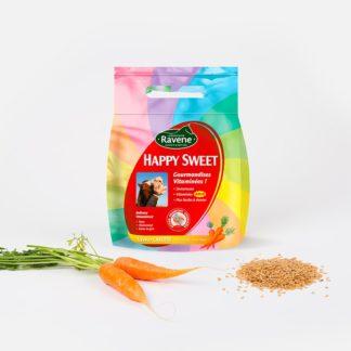 Happy Sweet carotte friandises vitaminées pour chevaux