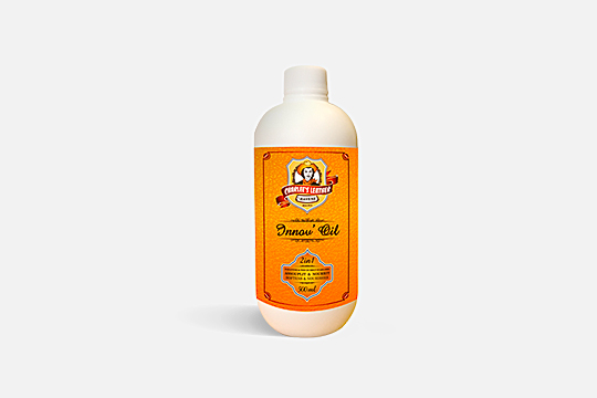 Produit INNOV OIL gamme Charlee's Leather