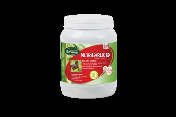 Produit NUTRIGARLIC + gamme Compléments alimentaires