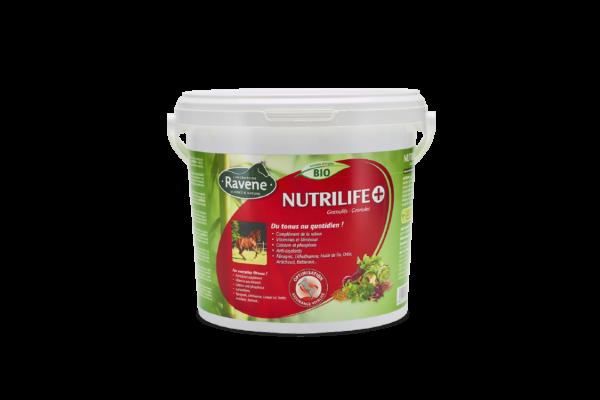 Produit NUTRILIFE + gamme Compléments alimentaires