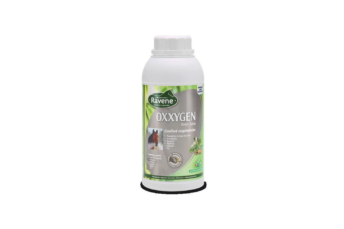 Produit OXXYGEN gamme Compléments alimentaires
