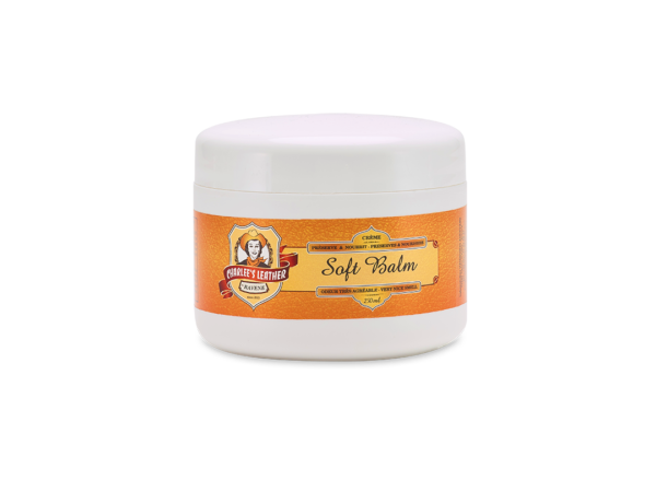 Produit SOFT BALM gamme Charlee's Leather