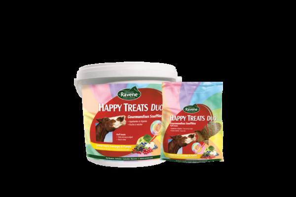 Produit HAPPY TREATS DUO gamme Friandises