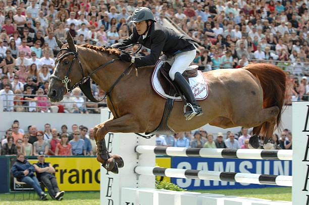 Olivier Robert et Le Galant CSIO La Baule Team Ravene