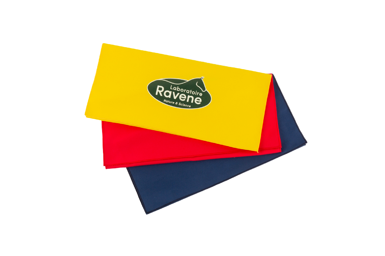 Produit Serviette Microfibre Ravene gamme My Ravene